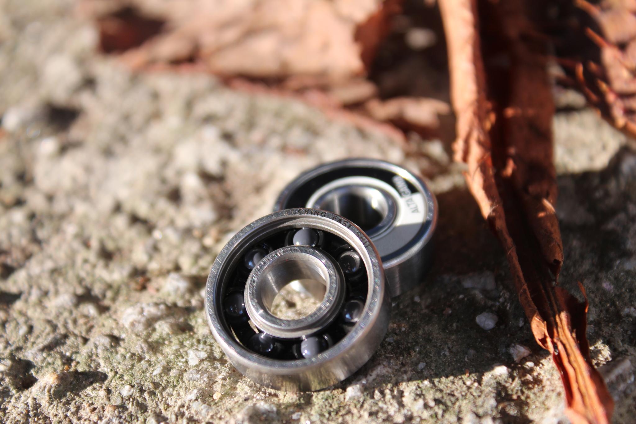 Подшипники для скейта BLURS Ceramics Silicone Nitride