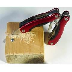 Мультитул-пассатижи ножовка по дереву