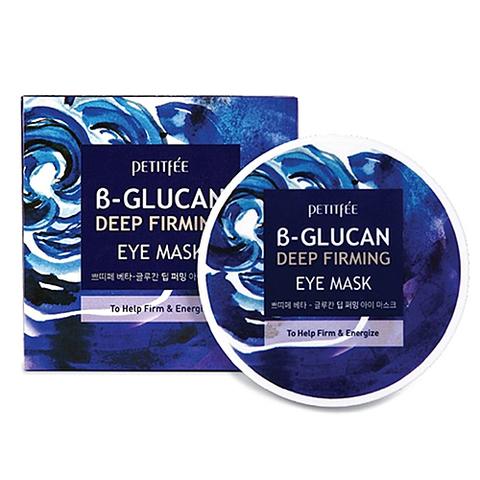 Petitfee BGlucan deep firming eye mask