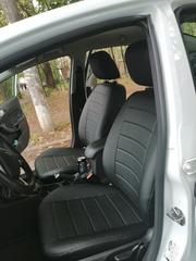 Чехлы на Ford Fiesta 2015–2019 г.в.