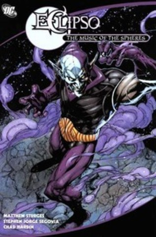 Eclipso: The Music of the Spheres