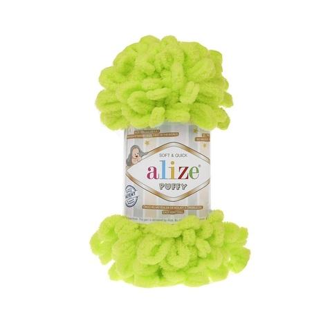 Пряжа Alize Puffy цвет 117
