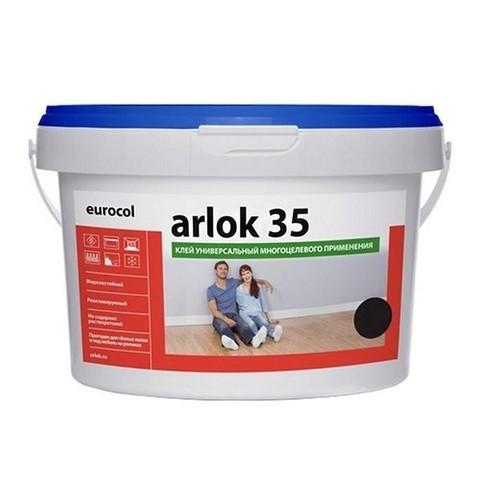 Клей универсальный для плитки ПВХ Arlock 35 6,5 кг