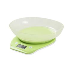 Весы кухонные электронные 22x21x6,6см с чашей