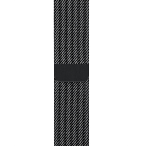 Ремешок Apple Watch 42 mm - Металлический (milanese loop)