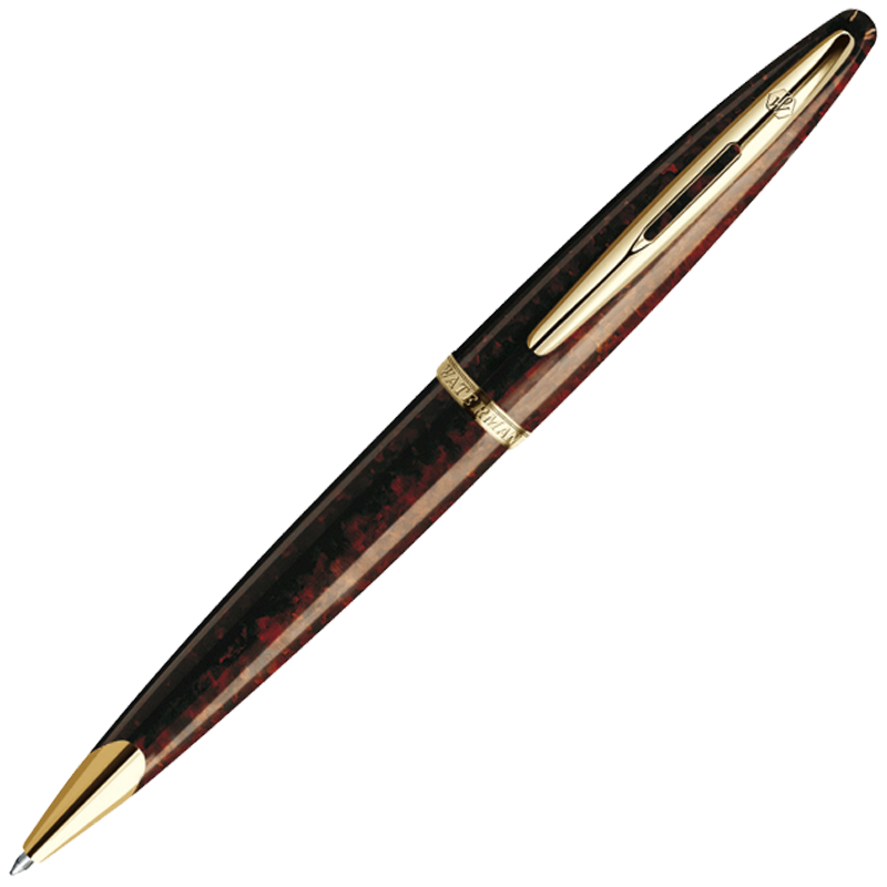 Waterman Carene - Marine Amber GT, шариковая ручка, M