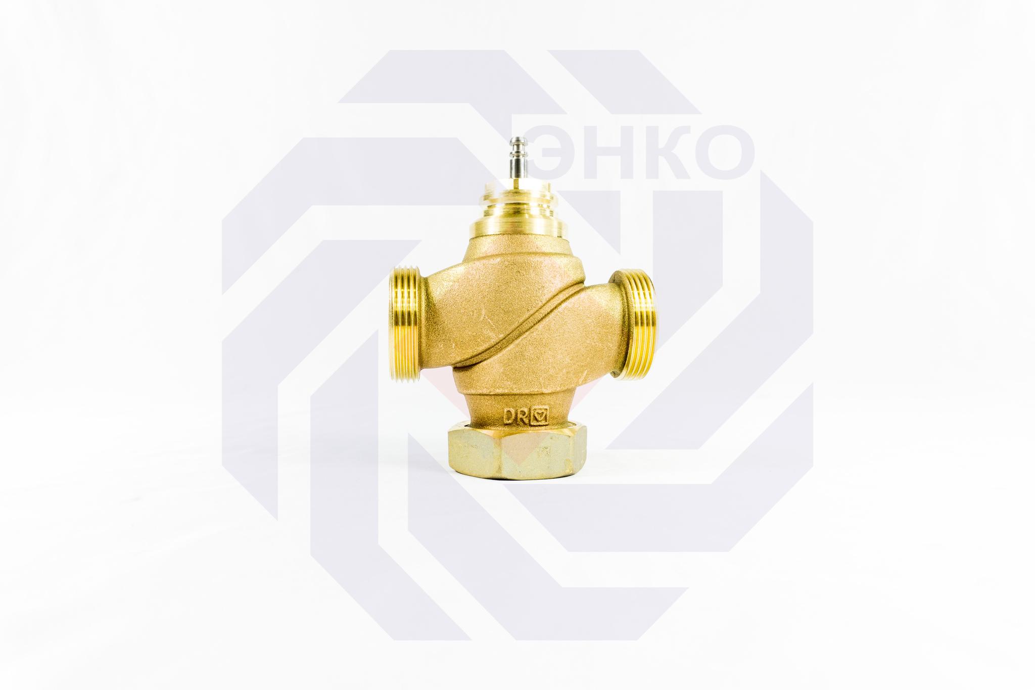 Клапан регулирующий двухходовой SAUTER VUN DN 25