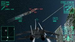 Ace Combat X Skies of Deception (PSP, русская версия, б/у)