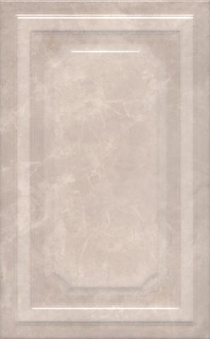 Плитка настенная Гран Пале беж панель 6353  250х400
