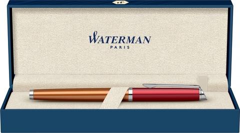 Ручка перьевая Waterman Hemisphere French riviera VERMILLON в подарочной коробке123
