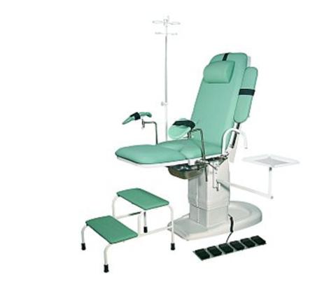 Кресло гинекологическое 3 электропривода КГ-6 - фото