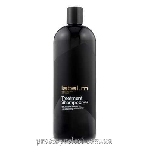 Label.M Treatment Shampoo - Шампунь активный уход