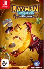 Rayman Legends: Definitive Edition (Nintendo Switch, русские субтитры)