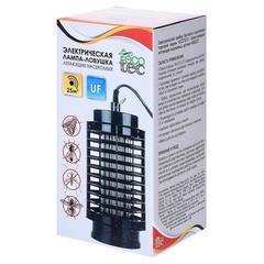 Купить Электрическую лампу-ловушку летающих насекомых.  напрямую от производителя, недорого и с доставкой.