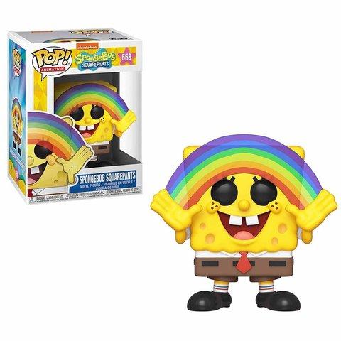 Spongebob Squarepants Vinyl Figure || Спанчбоб с радугой