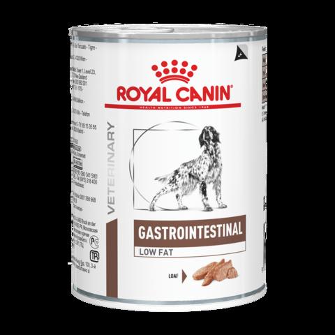 Royal Canin Gastro-Intestinal Low Fat Консервы для собак при нарушении пищеварения с ограниченным содержанием жиров