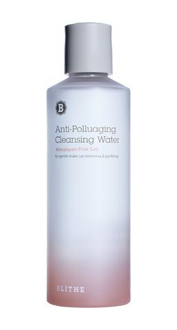 Anti-Polluaging Cleansing Water Himalayan Pink Salt