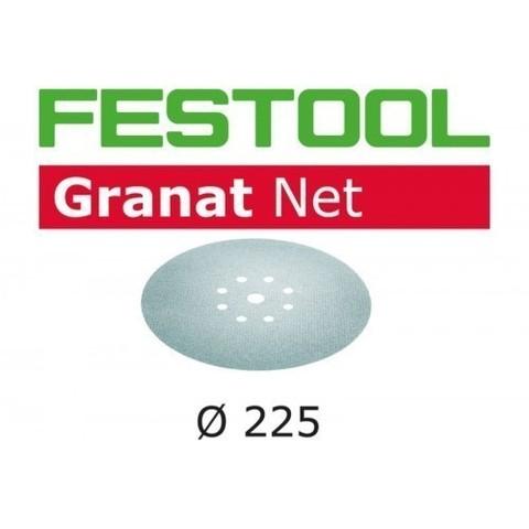 Шлифовальный материал на сетчатой основе Granat Net STF D225 P240 GR NET/1