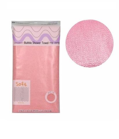 Мочалка для душа Bubble Shower Towel