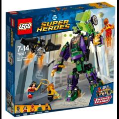 Lego konstruktor Super Heroes Сражение с роботом Лекса Лютора 76097