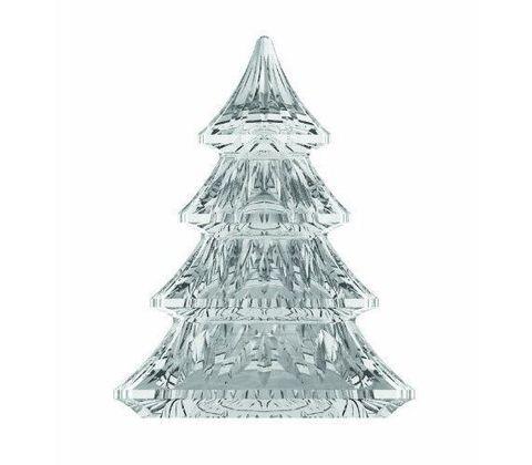 Елочка белая артикул 90065. Серия Crystal Christmas