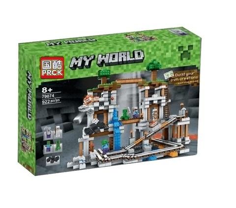 Конструктор My World 79074 Шахта