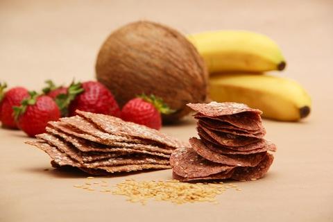 Эко-чипсы фруктовые