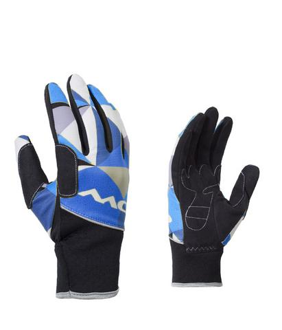 Перчатки One Way Colorado синие