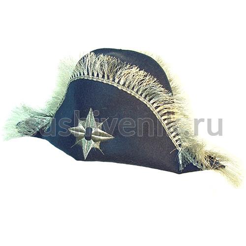 Шляпа Наполеон подарочная
