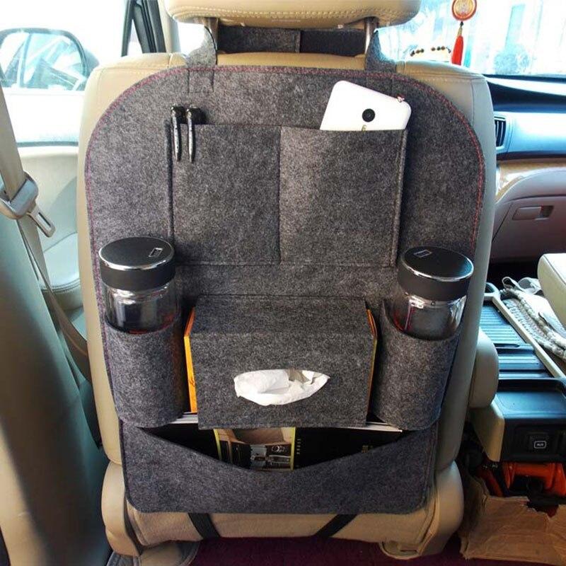 Для автомобилистов Органайзер на сиденье автомобиля органайзер.jpg
