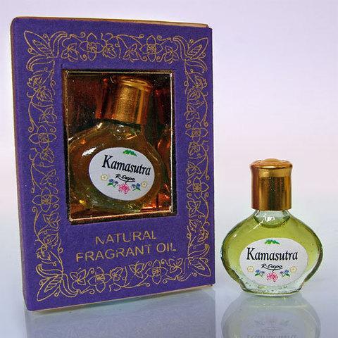 Масло парфюмерное Камасутра 3 мл