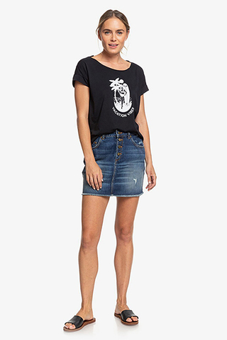 ROXY Tees Anthracite