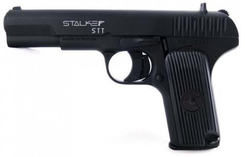 Пистолет пневматический Stalker STT (ТТ, металл) 120 м/с