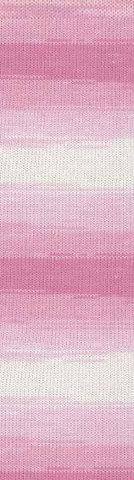 Пряжа Alize Bella Batik цвет 2126