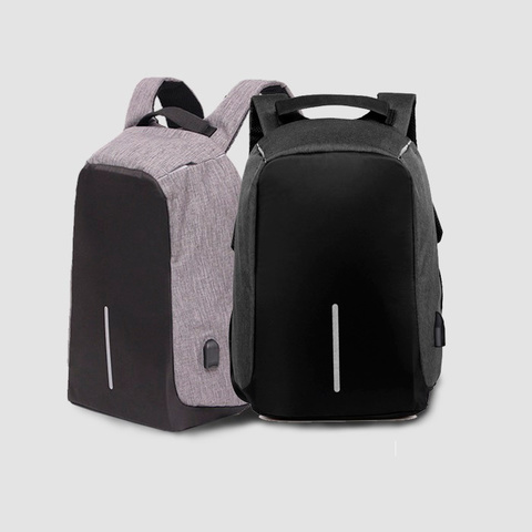 Антивандальный рюкзак Bobby с USB-зарядкой