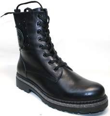 Женские ботинки под берцы Vivo Antistres Lena 603