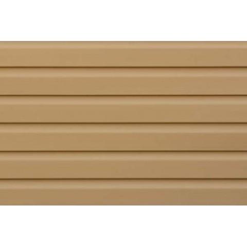 Сайдинг Виниловый Grand Line Slim D4 Карамельный Premium