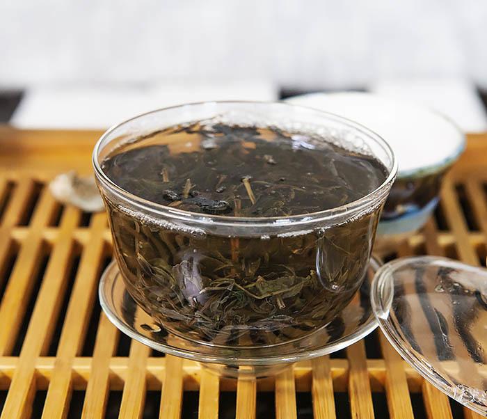 TEA-CH124 Китайский чай «Фиолетовый Шен Пуэр» (Цзы Цзюань, 50 гр) фото 11