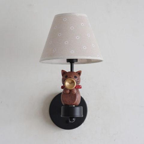 Настенный светильник Cat by Bamboo (E)