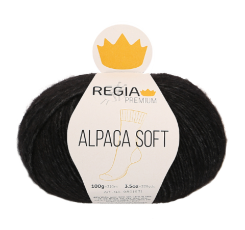 Regia Premium Alpaca Soft 99 купить