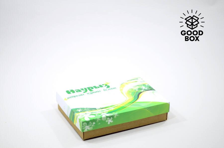 Коробки подарочные на Наурыз купить оптом в Алматы
