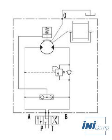 Стандартная лебедка IYJ67-250-232-40-ZP