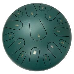 Большой Глюкофон 30см 15 Нот Зеленый