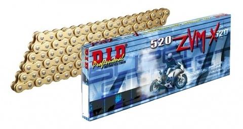 Цепь DID 520 ZVM-X - 104 звена(Gold)