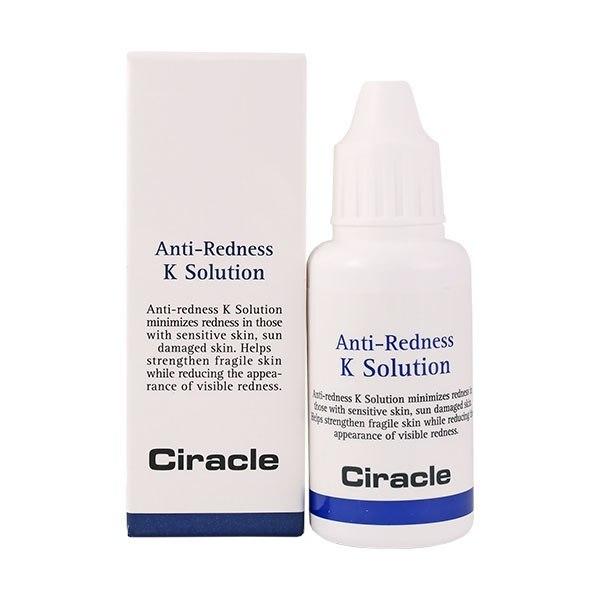 Хиты продаж Тонер для лица против покраснений с витамином К Ciracle Regeneration Anti-Redness K Solution 30 мл 6415003136053aba7a080e_original.jpg