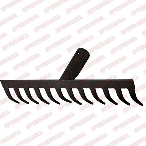 Грабли 12-зубые прямые 320 мм Сибртех в интернет-магазине ЯрТехника