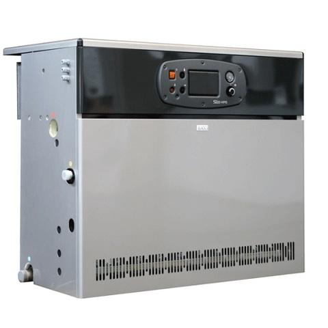 Котел газовый напольный BAXI SLIM HPS 1.110 (одноконтурный, открытая камера сгорания)