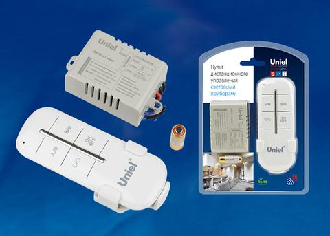 UCH-P005-G1-1000W-30M Пульт управления светом. 1 канал*1000Вт. ТМ Uniel