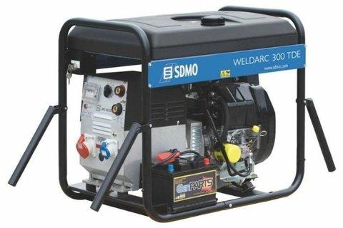Кожух для дизельной электростанции SDMO Weldarc 300TDE XL C