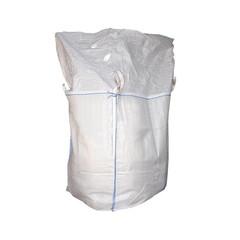 Мешок биг-бэг четырехстропный 95x95x110 см (верх юбка, дно глухое)